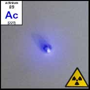 Actinium photo
