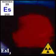 Einsteinium photo