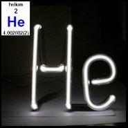 Helium flammable