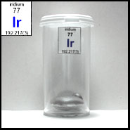 Iridium photo