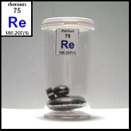 Rhenium photo